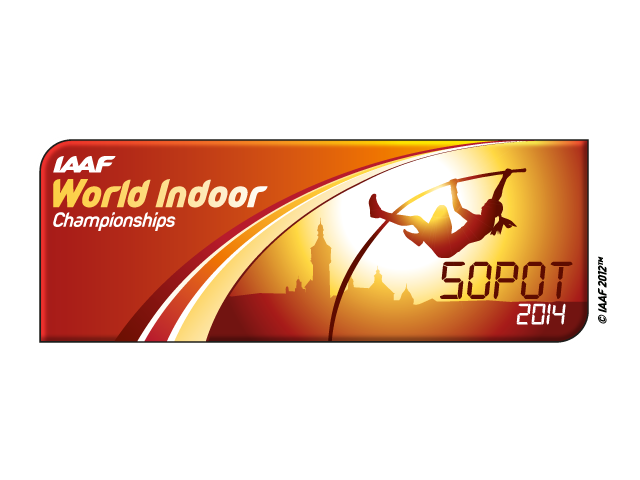 IAAF World Indoor Championships, Sopot 2014