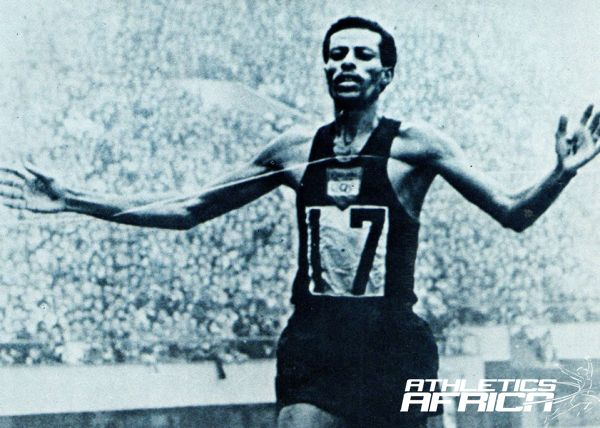 Ethiopia legend Abebe Bikila / Photo: RBG FIT CLUB
