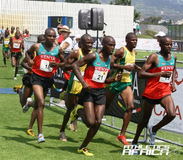 African Cross Country Championships 2011 in Cape Town/ Photo: African Athletics