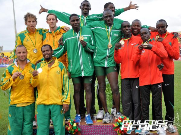 SA & Kenya will compete in London, Nigeria misses out / Photo: Yomi Omogbeja
