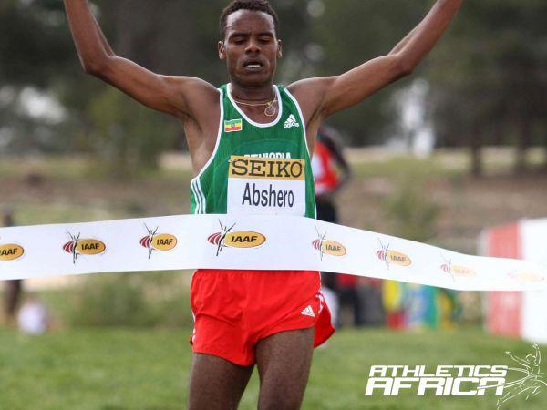 Ethiopian Ayele Abshero / Photo: Colombo/FIDAL