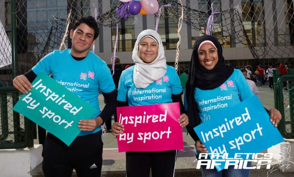 International Inspiration launch in Egypt (Ben Duffy Photography)