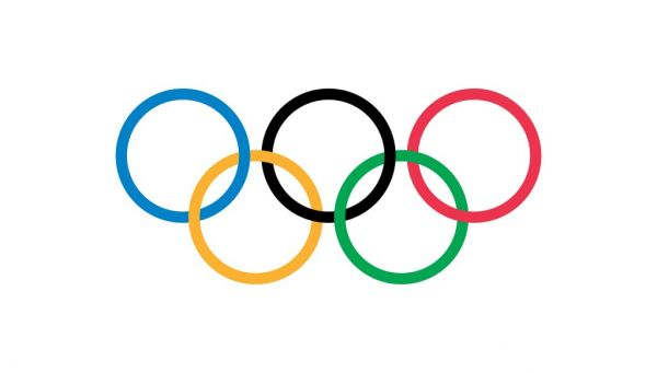 The International Olympic Committe Logo