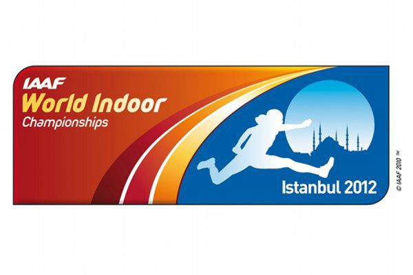 IAAF World Indoor Istanbul 2012 Logo / Photo credit: IAAF