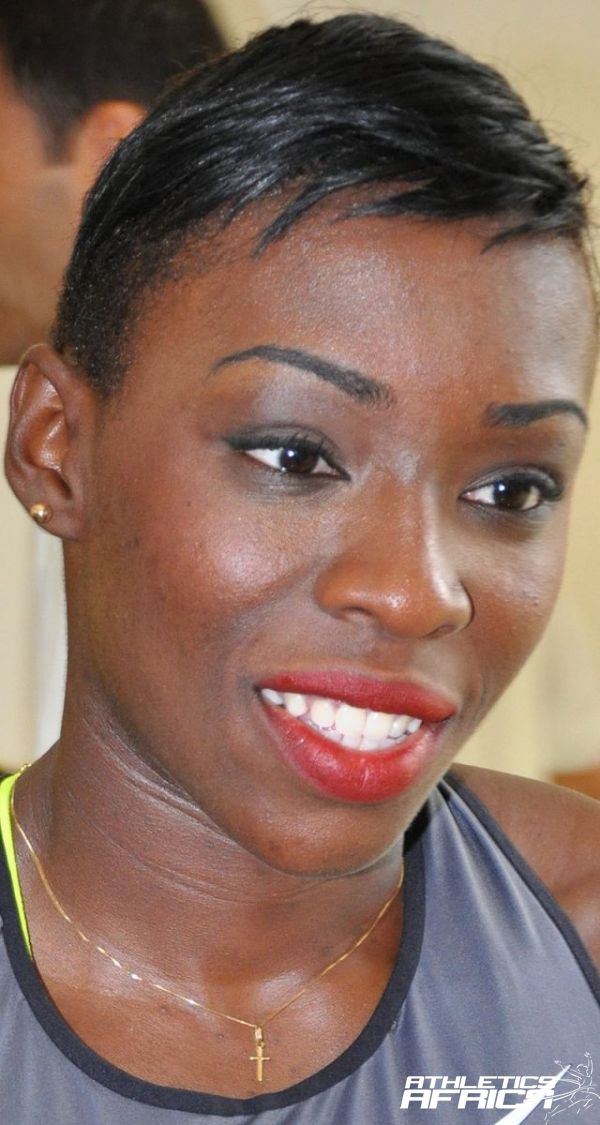 Côte d'Ivoire's Murielle Ahoure / Photo: Yomi Omogbeja