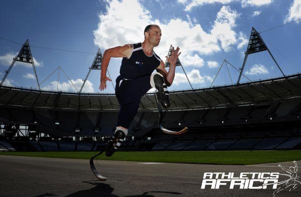 Oscar Pistorius /Photo: LOCOG
