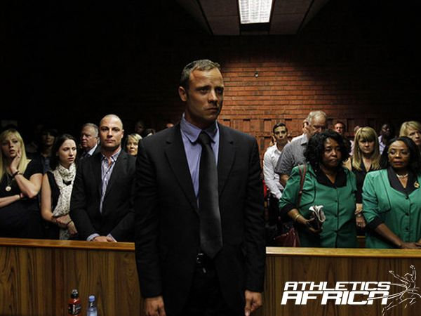 Oscar Pistorius in court / Photo: Reuters/Siphiwe Sibeko