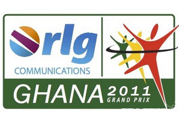 rLG Ghana Grand Prix meet Logo