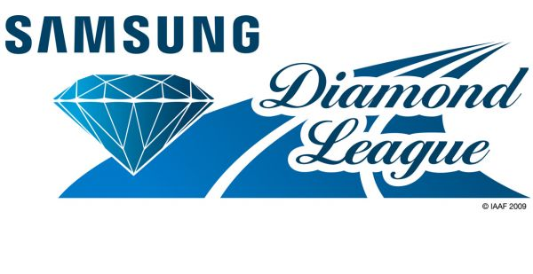 Samsung Diamond League Logo