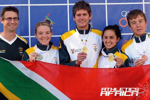SA Athletes / Photo Credit: Wessel OOSTHUIZEN / South African Sports Picture Agency