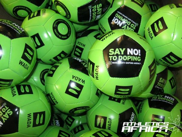 The World Anti-Doping Agency - WADA