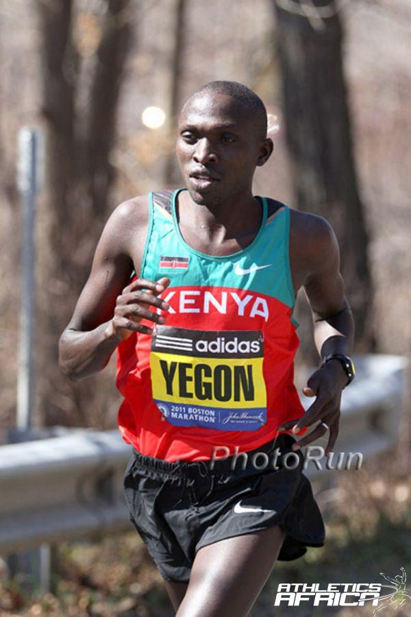 Kenya's Gilbert Yegon Photo Credit: Photorun.net