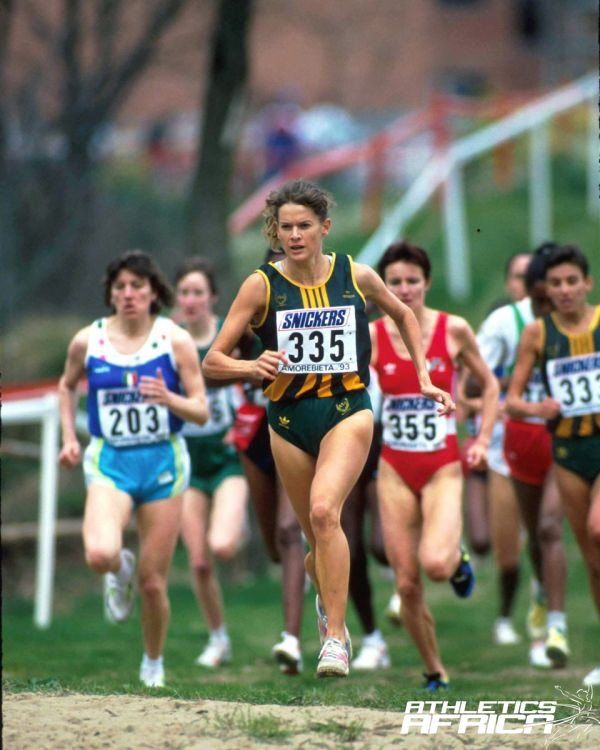Former world record holder & SA sensation Zola Budd / Photo: GlobeRunner.org