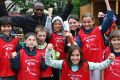 Nestle Kid Athletics programme with Wilson Kipketer