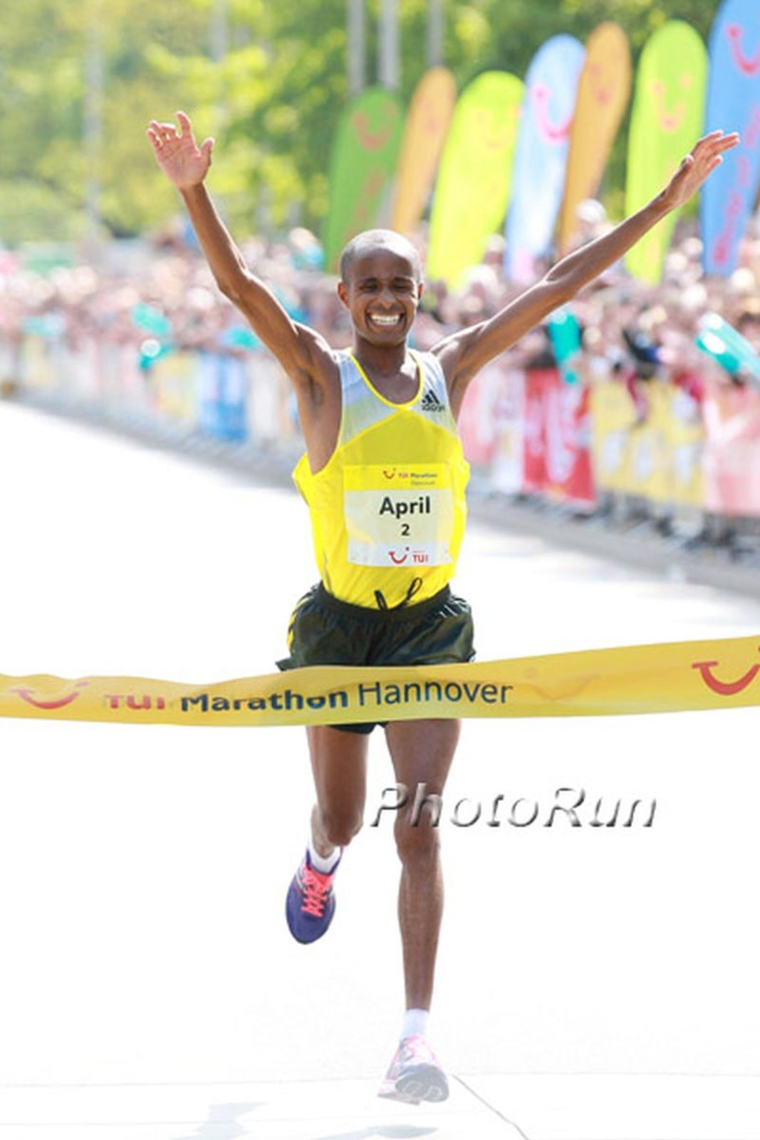 South African marathoner withdraws from Moscow 2013