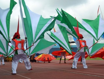 Old guns and new stars show class in Calabar