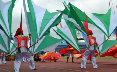 Opening ceremony at the 67th all Nigerian Championships in Calabar/ Photo: ShengolPix