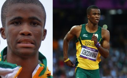 Anaso Jobodwana of South Africa