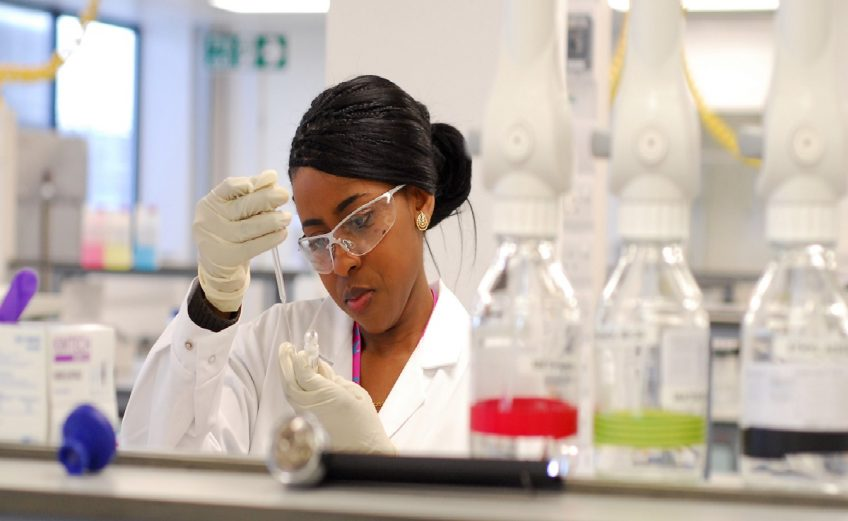 London 2012 unveil Anti-Doping Laboratory with laboratory service providers GlaxoSmithKline (GSK) and laboratory operators Kings College London
