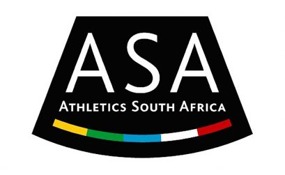 Athletics South Africa logo