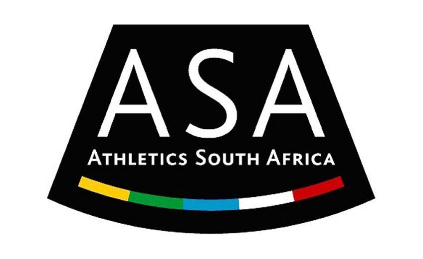 Athletics South Africa logo