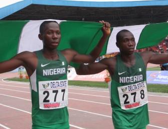Complete Results – D. K. Olukoya Nigerian U-18 Championships – Ijebu-Ode 2014