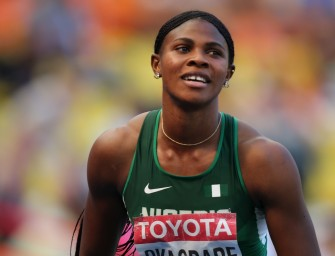Video: Blessing Okagbare, Nigeria – Moscow 2013 Long Jump Silver
