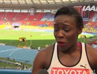Video: Moscow 2013 – Murielle Ahoure (Cote D'Ivoire) – 100m Women