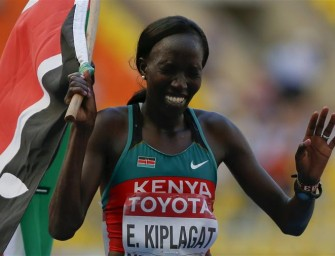 Kiplagat retains title, Jeilan finds Farah too strong – Day 1 Moscow 2013