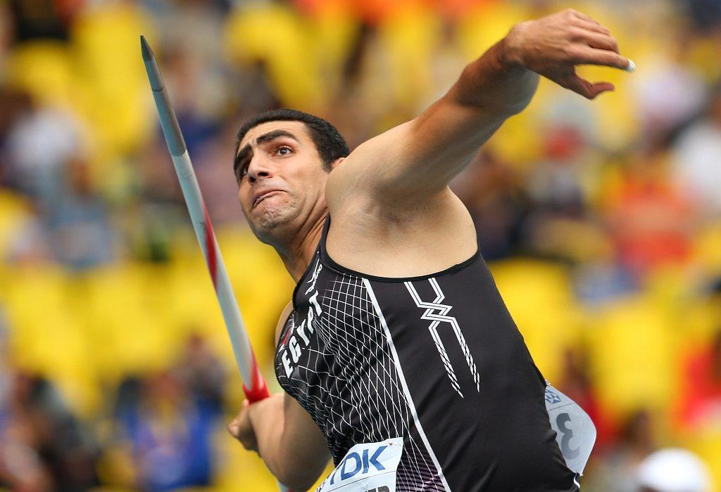 Abd Ihab EL RAHMAN in Moscow / Photo: Getty Images