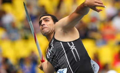 Abd Ihab EL RAHMAN in Moscow / Photo: Getty Images