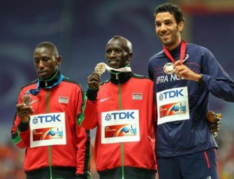 Moscow 2013: Kemboi wins third Steeple gold for Kenya