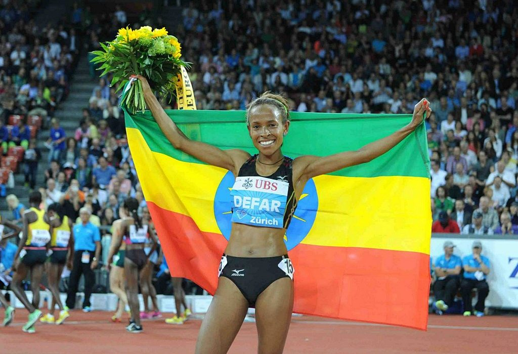 Photo by IAAF Diamond League