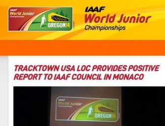 IAAF World Junior Championships – Oregon 2014