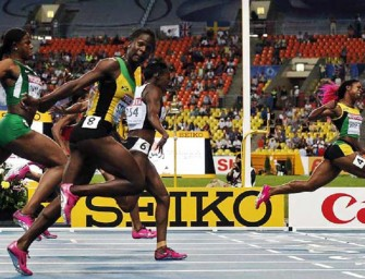 Ahoure grabs surprise Silver, Montsho fails to defend title – Day 3 Moscow 2013