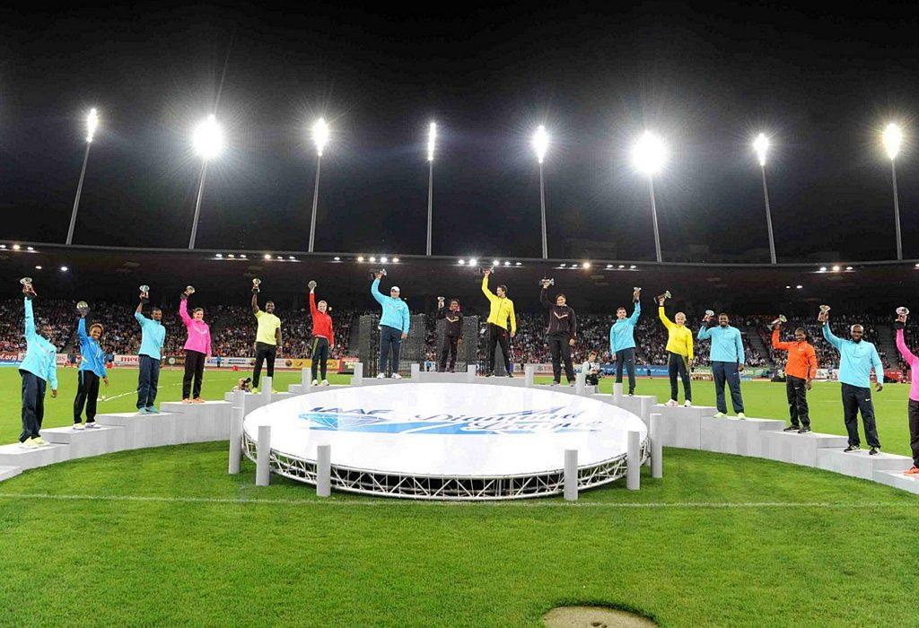 Photo by IAAF Diamond League
