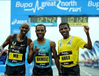 Haile Gebrselassie to open the London Marathon Expo