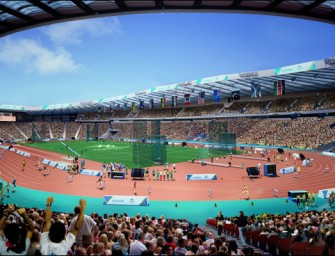 Glasgow replaces London as 2014 IAAF Diamond League host city