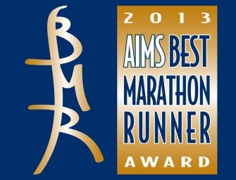 Ugandan Kiprotich challenges Kenyans for 2013 AIMS Marathon award