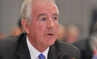 WADA President Sir Craig Reedie