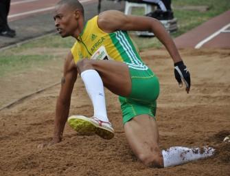 Mokoena seeks triple jump glory in 2014
