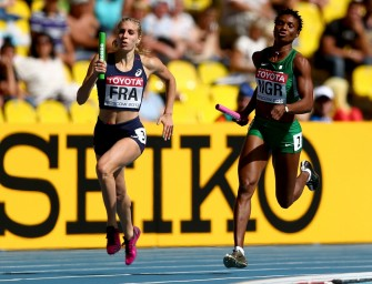 Africans to watch IAAF World Relays on YouTube
