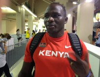 Can Yego land Kenya's first non-track gold in Beijing?