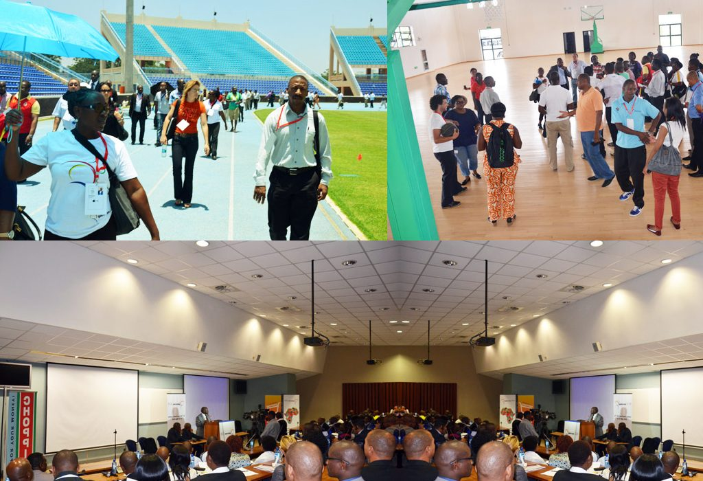 Association of National Olympic Committees of Africa (ANOCA) recently organised a seminar for Chefs de Mission for AYG 2014