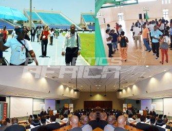 ANOCA briefs African Chefs de Mission on Gaborone 2014
