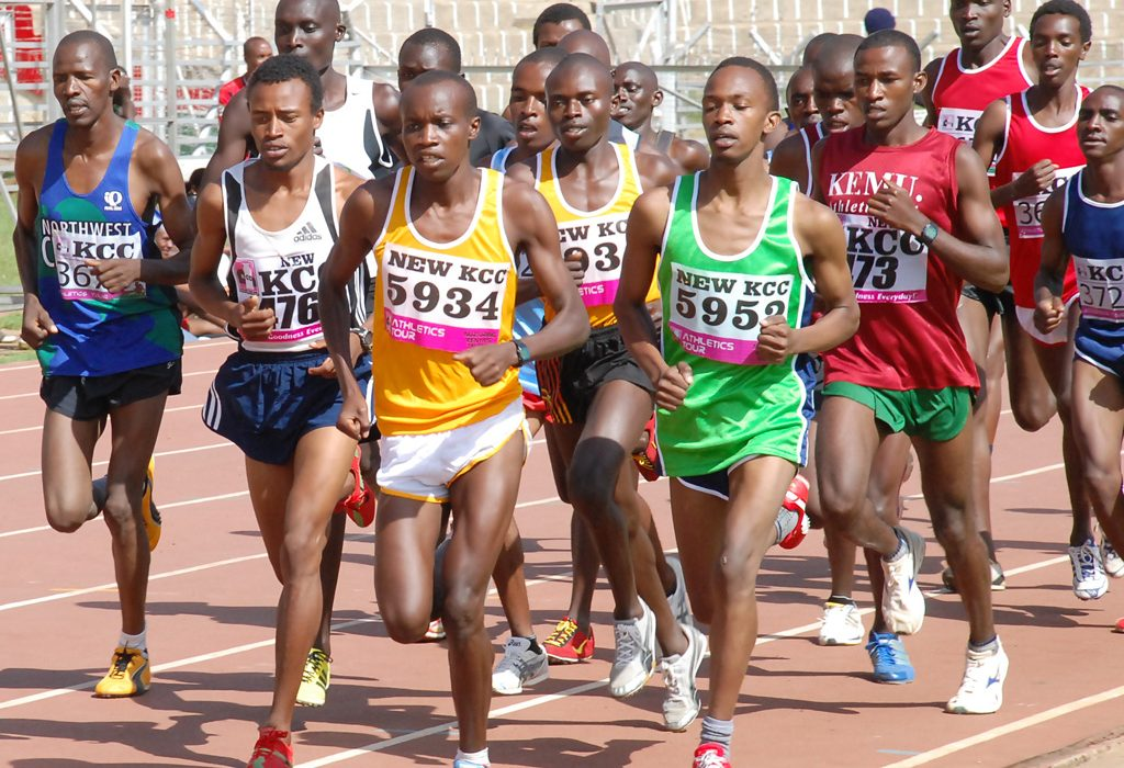 Uganda at cross country