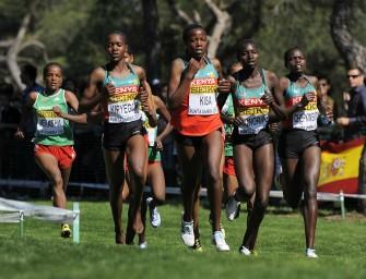 Kenya dominate 2014 Africa Cross Country in Kampala