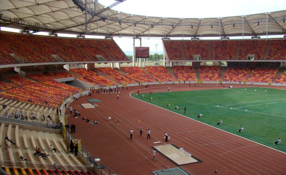 Abuja Stadium / Photo Credit: Yomi Omogbeja