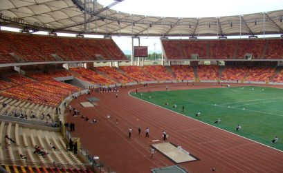 Abuja Stadium / Photo Credit: Yomi Omogbeja