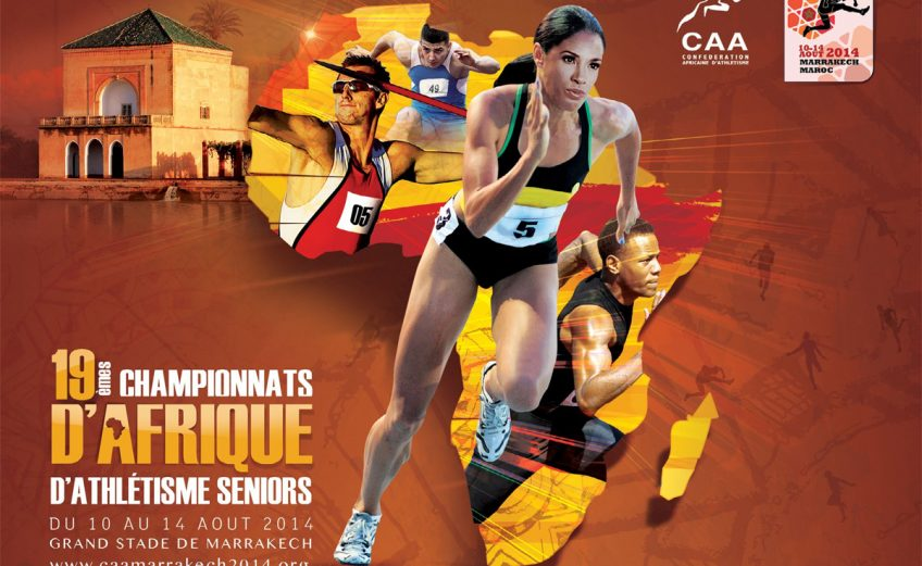 The 2014 Senior African Athletics Championships will be held at the Great Stadium of Marrakech